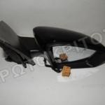 ΚΑΘΡΕΠΤΗΣ VW POLO 2013 ΔΕΞΙΑ ΜΑΥΡΟΣ 6R1857502 Καθρέπτες