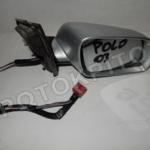 ΚΑΘΡΕΠΤΗΣ VW POLO 2003 ΔΕΞΙΑ ΑΣΙΜΗ Καθρέπτες