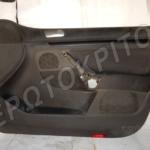 ΤΑΠΕΤΣΑΡΙΑ ΠΟΡΤΑΣ VW GOLF 5 (V) 2003 – 2008 1K4867012FA Ταπετσαρίες