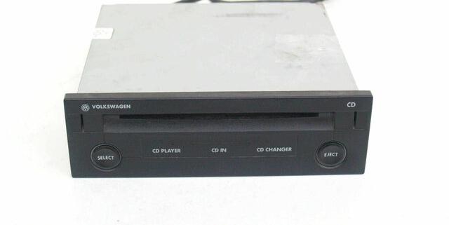 ΡΑΔΙΟΦΩΝΟ CD ΡΑΔΙΟΚΑΣΕΤΟΦΩΝΑ 1J0035119B Ράδιο-CD