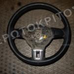 ΤΙΜΟΝΙ ΒΟΛΑΝ 5K0419091J VW GOLF 6 2008-2013 Τιμόνια